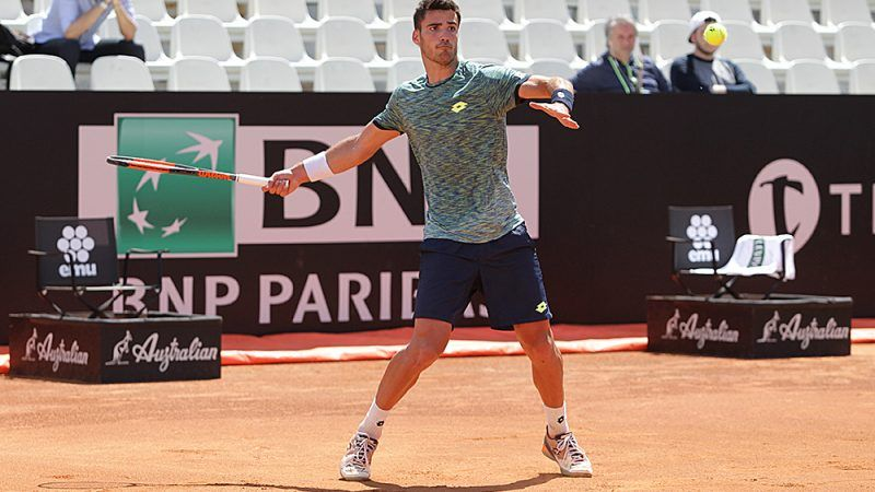 Andrea Pellegrino nella foto