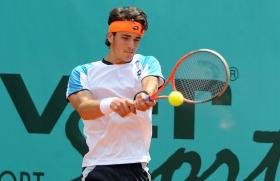 Il pugliese Andrea Pellegrino, finalista al 49° torneo Avvenire  - Foto Francesco Panunzio