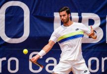 Challenger Budapest: I risultati del Day 1. Andrea Pellegrino nel main draw. Bega no. Arnaboldi sconfitto all'esordio del main draw (Video)