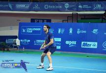 ATP Antalya: Qualificazioni amare. Andrea Pellegrino sconfitto dopo aver mancato due palle match. Fuori anche Vavassori