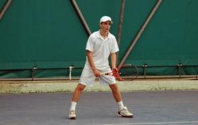 Andrea Pellegrino classe 1997, n.219 del ranking Under 18 - Foto Alessandro Nizegorodcew