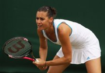 Wimbledon F: Ben sei azzurre nel main draw. Flavia Pennetta entra nel main draw senza bisogno del ranking protetto
