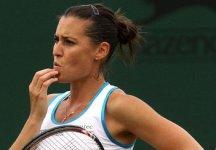 WTA Palermo: Flavia Pennetta racimola solo quattro giochi contro Polona Hercog