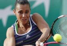 WTA Palermo: Flavia Pennetta conquista le semifinali