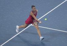 WTA Lussemburgo: Bruttissimo ko della Pennetta. L'azzurra raccoglie solo cinque giochi contro la Sevastova