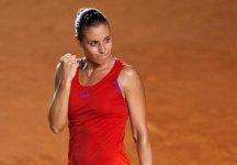 WTA Acapulco: Sarà una finale tutta italiana. Flavia Pennetta raggiunge nella notte Sara Errani in finale