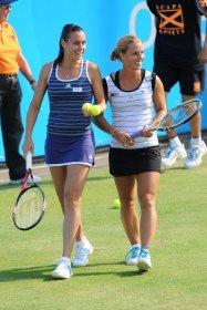 Flavia Pennetta e Dominika Cibulkova sconfitte in finale ad s'Hertogenbosch