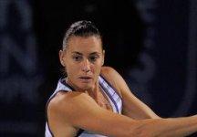 WTA Doha: Flavia Pennetta batte per la prima volta in carriera Lucie Safarova e domani sfiderà nei quarti la n.1 del mondo Caroline Wozniacki