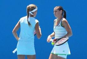 Flavia Pennetta e Gisela Dulko al primo posto nella classifica mondiale di doppio