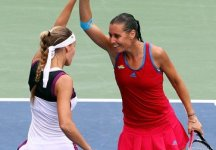 WTA Tokyo: Doppio. Flavia Pennetta è in finale. A Bangkok fuori in semifinale Fognini-Bolelli