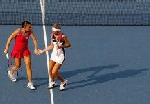 WTA Beijing: Doppio. Flavia Pennetta si arrende in finale