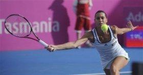 Flavia Pennetta sicura protagonista in Fed Cup