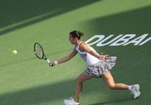 WTA Dubai: Flavia Pennetta lotta solo nel primo set poi prende un bagel da Caroline Wozniacki