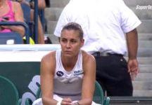WTA Miami: Doppio amaro per Flavia Pennetta