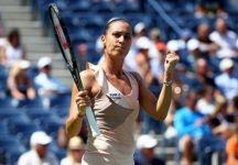 """Flavia Pennetta si racconta: """"Quest'anno, in nessun momento ho pensato che mi sarebbe piaciuto essere su un campo da tennis"""""""