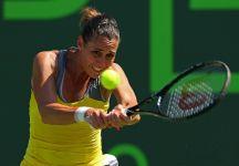 WTA Miami: Doppio. Flavia Pennetta fermata in semifinale