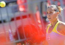 WTA Strasburgo: Flavia Pennetta crolla alla distanza contro Lucie Hradecka. Dal prossimo lunedì sarà al n.122 del mondo