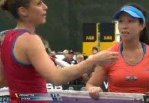 Video del giorno: La sconfitta di Flavia Pennetta nella finale di Auckland