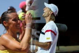 Flavia Pennetta e Andreas Seppi alla caccia delle semifinali a Roma