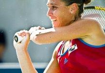 WTA Tokyo: Brutta sconfitta per la Pennetta contro la Kanepi. L'azzurra è stata molto vicina dal vincere l'incontro
