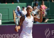Teliana Pereira vince il torneo di Florianopolis ed entra per la prima volta in carriera nelle top 50