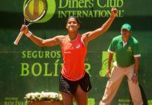 WTA Bogotà: Primo titolo in carriera per Taliana Pereira che fa anche il best ranking