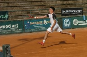 Christian Perinti classe 1994, n.203 del ranking Under 18