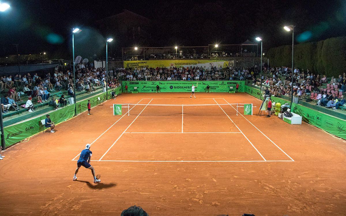 Perugia MEF Tennis Tour. La seconda tappa a Perugia. Ci saranno anche giocatori stranieri