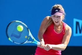 Ksenia Pervak classe 1991, best ranking n.37 WTA