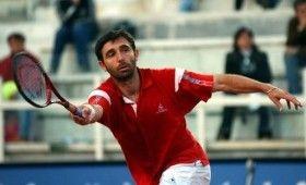 Stefano Pescosolido classe 1971, best ranking n.42 ATP