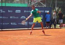"""Welcome back Alessandro Petrone: """"a Fano è iniziata la mia nuova carriera tennistica"""""""