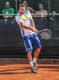 Alessandro Petrone, milanese classe 1990, è al turno finale delle qualificazioni - (foto De Matteo)