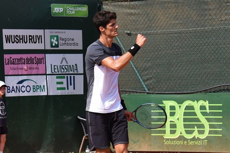 Danilo Pettovic nella foto- Foto Peluso
