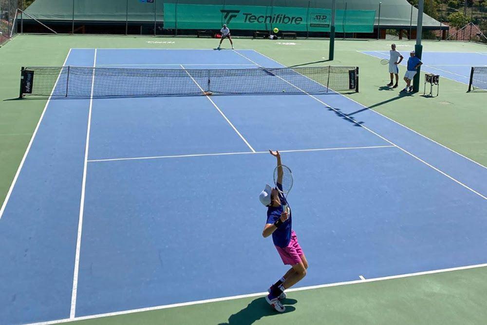 Sui campi del Piatti Tennis Center è ripresa l'attività, con grande attenzione ai protocolli anti Covid-19