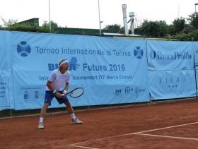 Francesco Picco nella foto