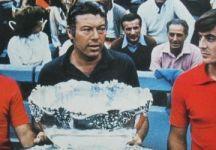 """""""Un'insalatiera tutta d'argento. Panatta e Pietrangeli ricordano la Coppa Davis 1976″"""