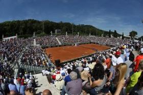 Record per il  torneo combined di Roma