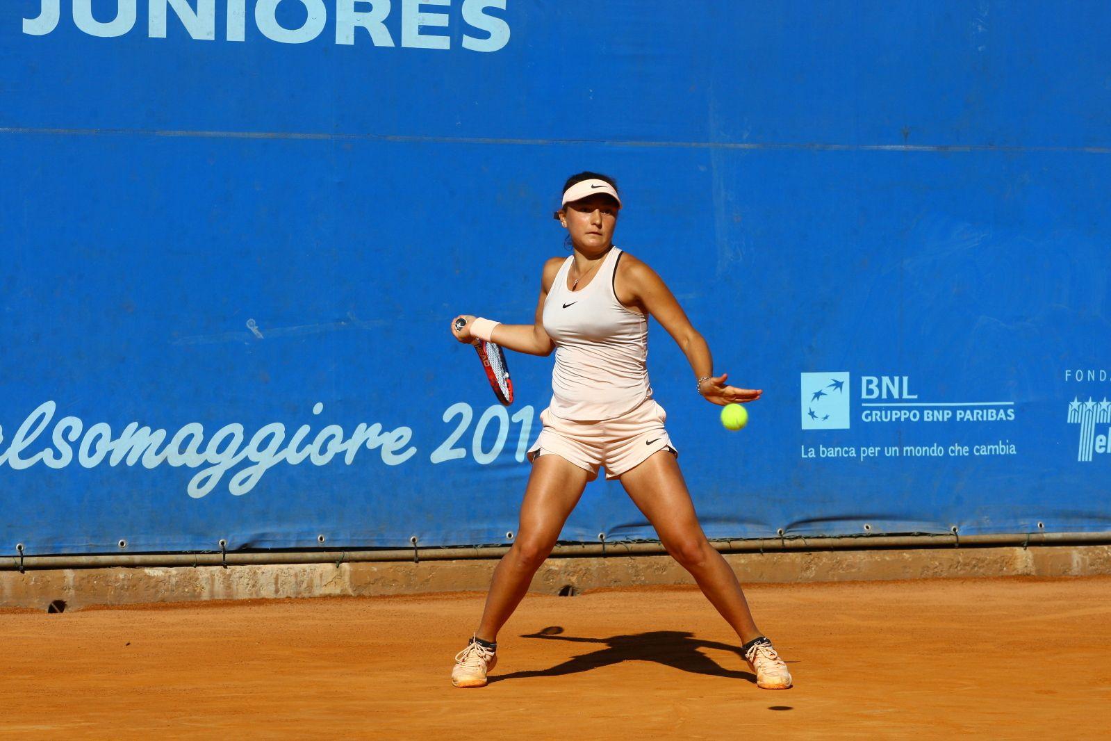 Lisa Pigato (foto Giorgio Baratta)
