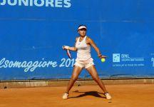 ITF Junior Salsomaggiore: Noskova, tredicenne dal gran futuro. Ok Malgaroli e Pigato