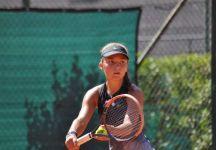 Classifica WTA Italiane: +112 per Lisa Pigato