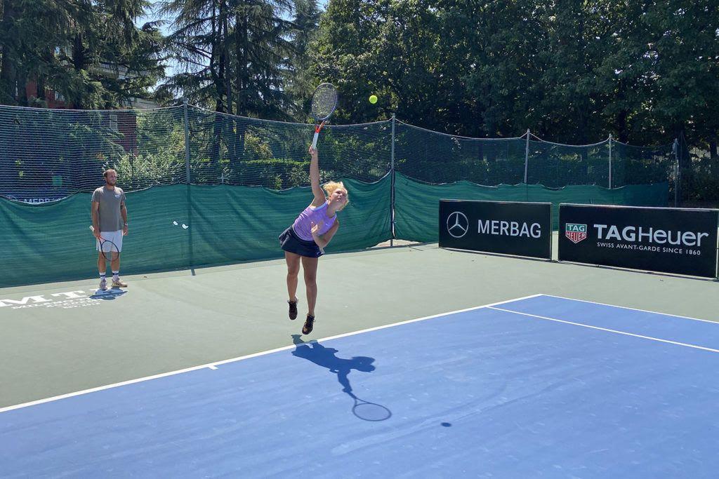 TAG Heuer punta su dei giovani d'eccellenza: Lisa Pigato, fiore all'occhiello della Milano Tennis Academy, diventerà atleta testimonial del brand, insieme a tante altre star della racchetta