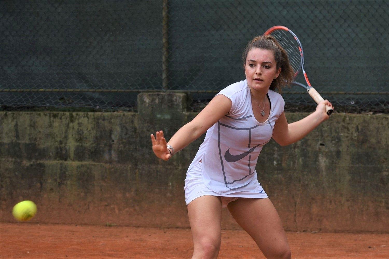 Giorgia Pigato ha vinto il suo primo torneo stagionale a Loano (foto GAME)