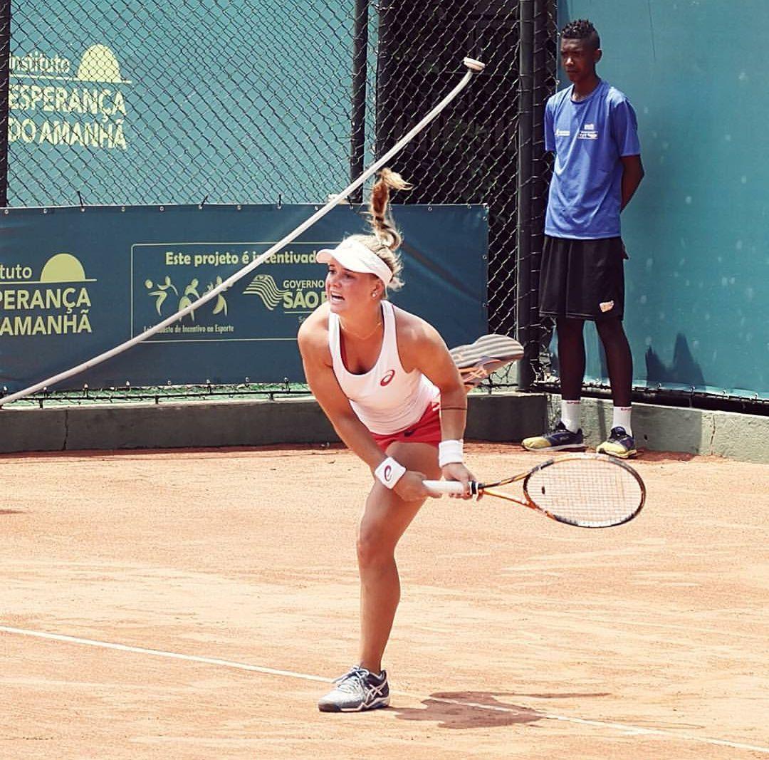 Laura Pigossi classe 1994 e n.401 WTA