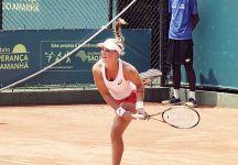 """Laura Pigossi…""""Ela sò quer paz"""" (lei vuole solo la pace). La tennista brasiliana, di origini italiane,  racconta la sua storia…regalandoci una canzone!"""