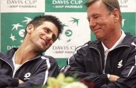 Davis Cup - Finale Cro vs Arg: Niki Pilic vede nero