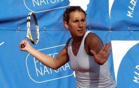 Carolina Pillot classe 1992. Ha superato le qualificazioni a Rabat - Foto Alessandro Nizegorodcew