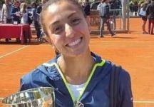 """Natasha Piludu, sorrisi, sudore e speranze dal mondo ITF: """"voglio una vita al massimo e vi racconto il mio sogno…"""""""
