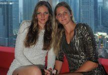 """Kristyna Pliskova e la sorella Karolina: """"Siamo simili, ma è strano che dopo tanti anni ci sia ancora qualcuno che non distingue me da mia sorella"""""""