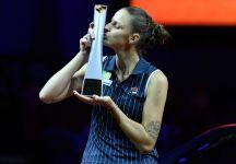 WTA Stoccarda e Istanbul: I risultat delle Finali. In Germania successo di Karolina Pliskova. In Turchia vince Pauline Parmentier