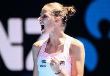 Ranking WTA: Karolina Pliskova al n.2 del mondo